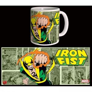 Mug rétro Marvel - Iron Fist