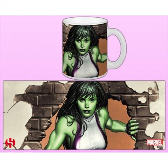 Mug Marvel Girl - She-Hulk