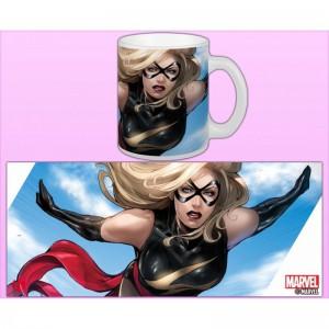 Mug Marvel Girl - Ms Marvel
