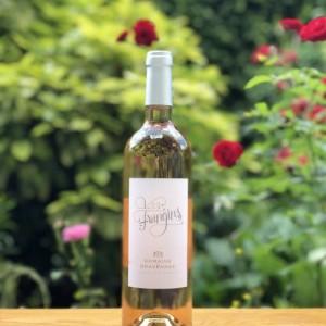 Adopte une vigne de Rosé des Frangins - Côte-du-Rhône - Domaine des Gravennes