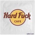 Préservatif - Hard Fuck Café