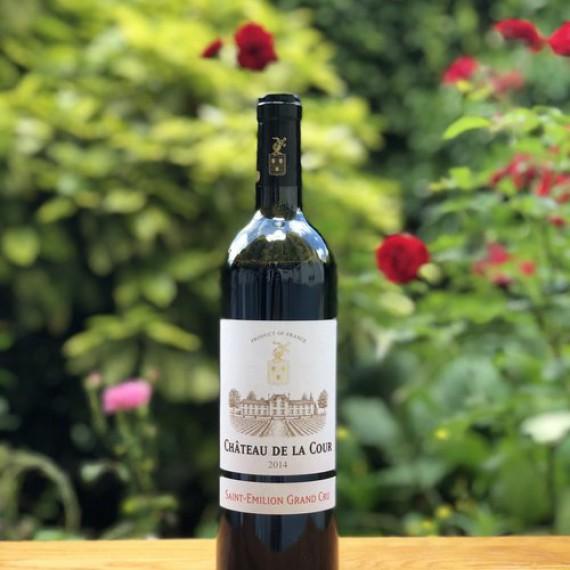Adopte une vigne de Saint-Émilion Grand Cru - Domaine Chateau de la Cour