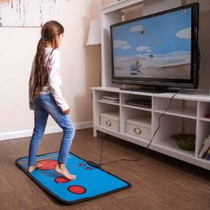 Manette de jeu géante tapis