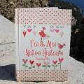 Pour ma fille... toi et moi - Le journal de notre histoire - Cadeau de naissance