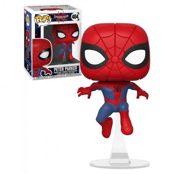 Figurine Marvel - Animated Spider-Man Peter Parker Pop 10cm