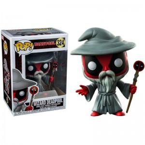 Figurine POP Marvel Deadpool Playtime Wizard Exclu