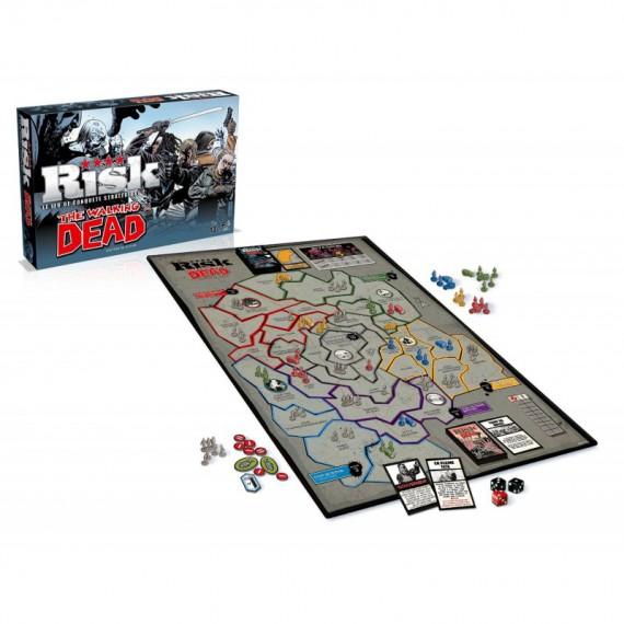Risk The Walking Dead - Edition de survie en Français