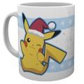 Mug de Noel Pikachu