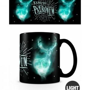 Mug Harry Potter Fluorescent - Expecto Patronum