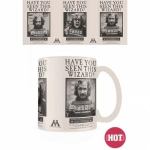 Mug Thermoréactif Harry Potter - Wanted Sirius Black