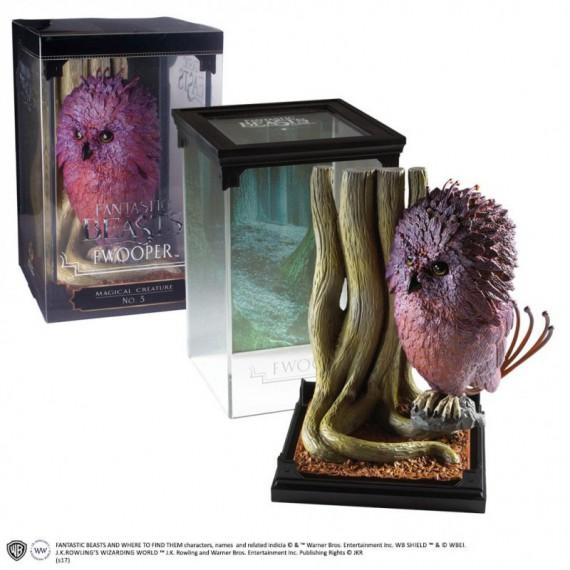 Figurine Fantastic Beasts - Fwooper Magical Creature N°3