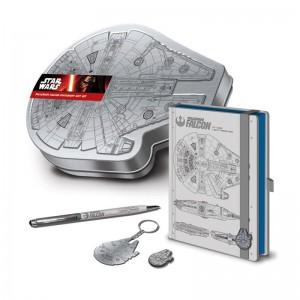 Coffret Star Wars Millennium Falcon