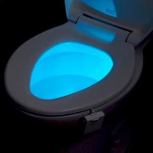Illumibowl - Toilettes lumineuses