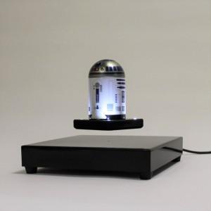 R2-D2 en lévitation
