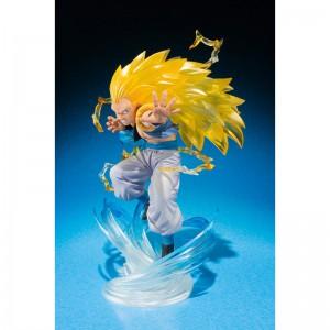 Figurine Dragon Ball Z - Gotenks Super Saiyan 3 Web exclusive Figuarts Zero