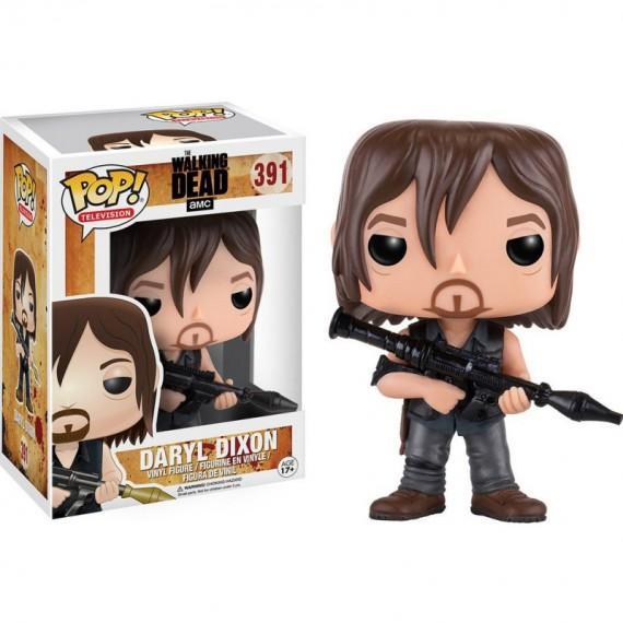 The Walking Dead Daryl armé Figurine Pop