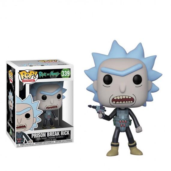 Figurine Pop! Rick & Morty - Rick