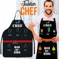 Tablier Homme Man Cooking