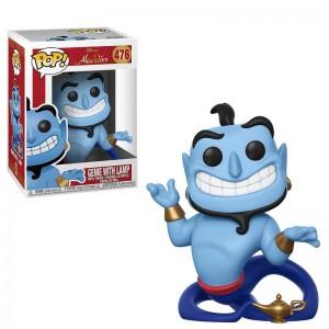 Figurine Disney Aladdin - Le génie et la lampe - Pop 10cm