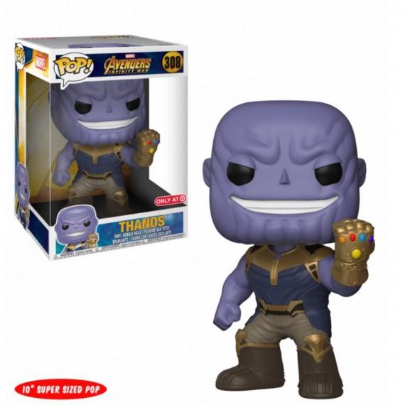 Figurine POP Avengers Infinity War Thanos - Oversized