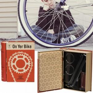 Kit de réparation pour vélo + guide