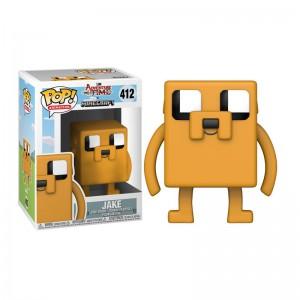 Figurine Adventure Time / Minecraft - Jake - Pop 10cm