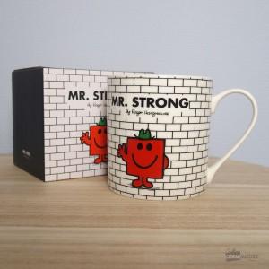 Mug Mr. Strong (Monsieur Costaud) - Monsieur et Madame