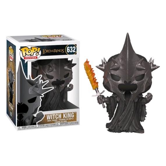 Figurine Pop! Le Seigneur des Anneaux - Le Roi Sorcier
