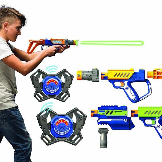 Laser game pour deux - Advance Battle Lazer
