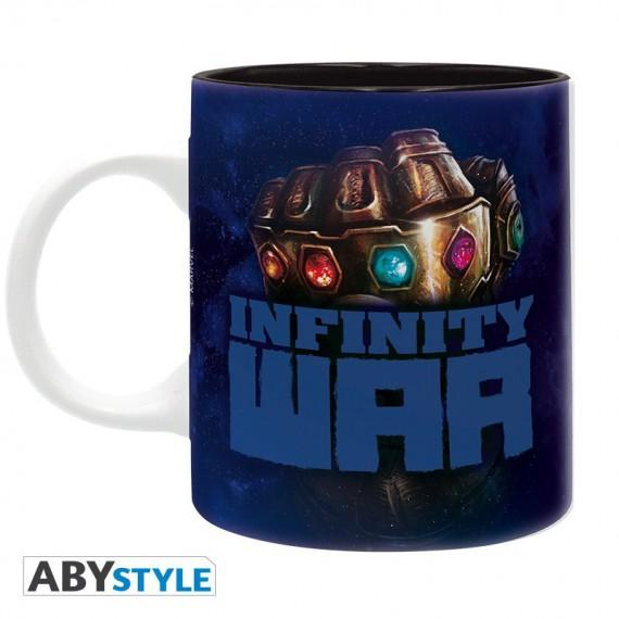 Mug Marvel Avengers Infinity War Gauntlet