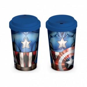 Travel Mug Captain America