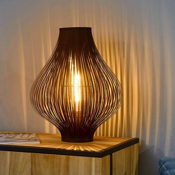 Lampe ajourée