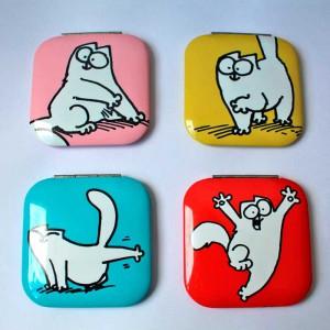 Miroir de poche - Simon's Cat