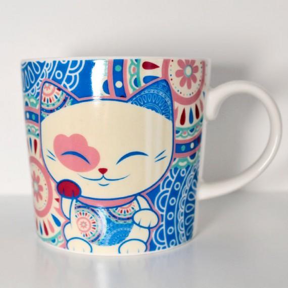 Mug chat Mani Lucky Cat
