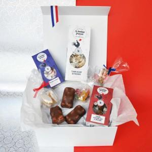 Coffret découverte des bonbons de France