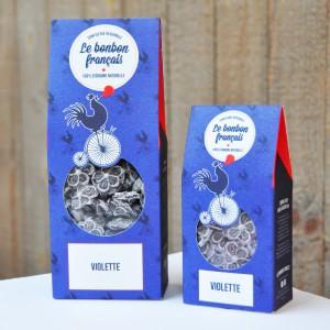 Bonbons artisanaux Violette