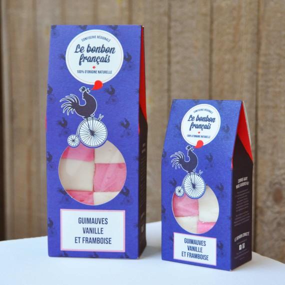 La véritable Guimauve - Vanille et Framboise