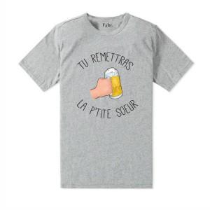 T-shirt humoristique La petite soeur