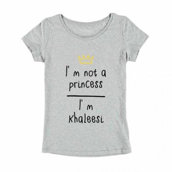 T-shirt Game Of Thrones I am Khaleesi