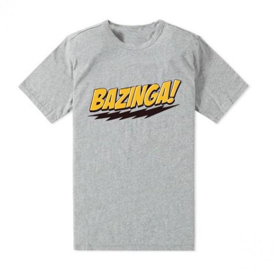 T-shirt bazinga