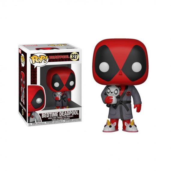 Figurine Marvel - Deadpool Playtime -Bedtime Deadpool Pop 10cm