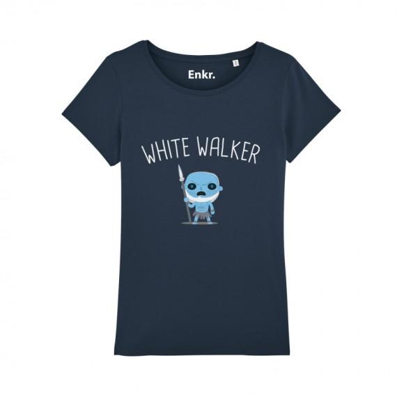 T-shirt White Walker