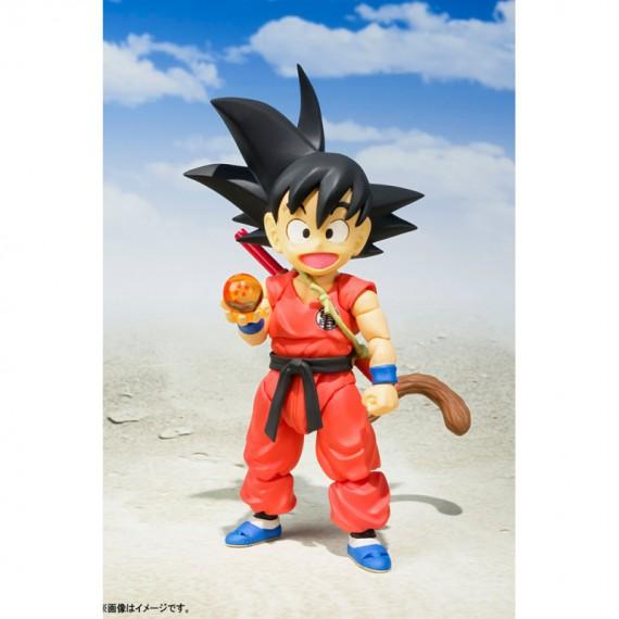 Figurine Dragon Ball - Kid Gokou S.H.Figuarts 11cm
