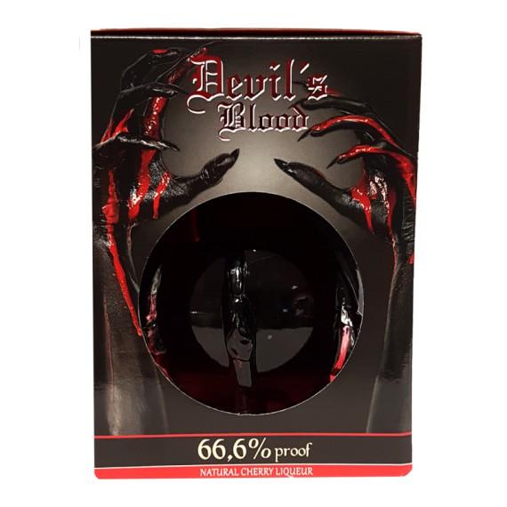 DEVIL'S BLOOD LIQUEUR 1L