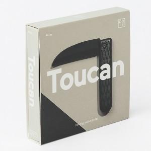 DOIY Couteau Toucan Black