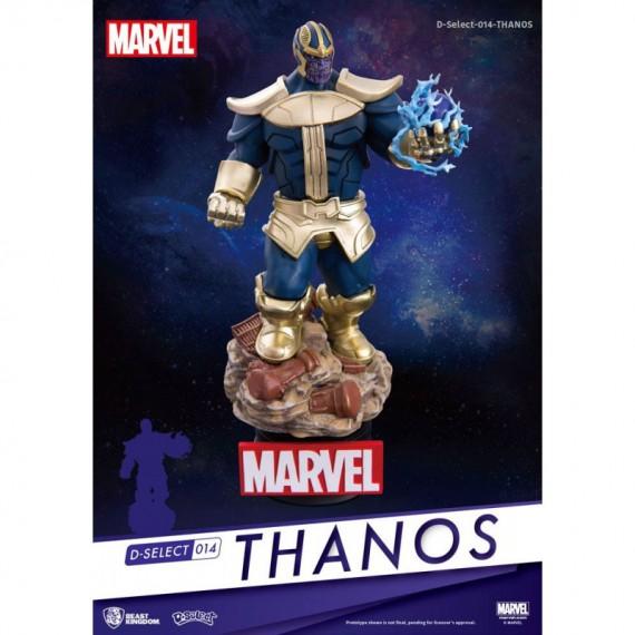 Figurine Marvel - Diorama D-Select