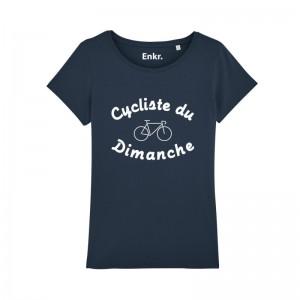 T-shirt Cycliste du Dimanche