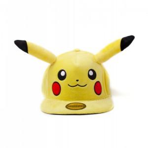 Casquette Pokemon Pikachu Difuzed