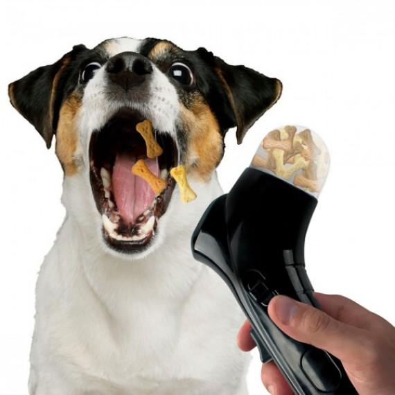 Lanceur de friandises pour chien