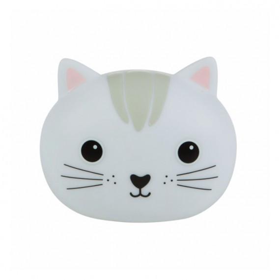 Lampe chat kawaii